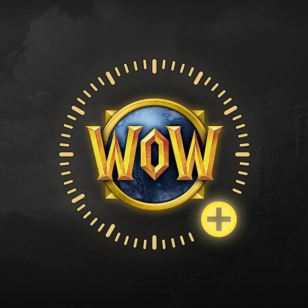 گیم تایم world of Warcraft